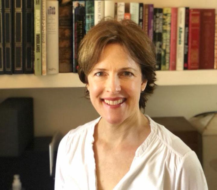 Nina Omaar Teacher of the Alexander Technique